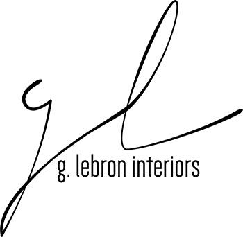 G. Lebron Interiors Logo