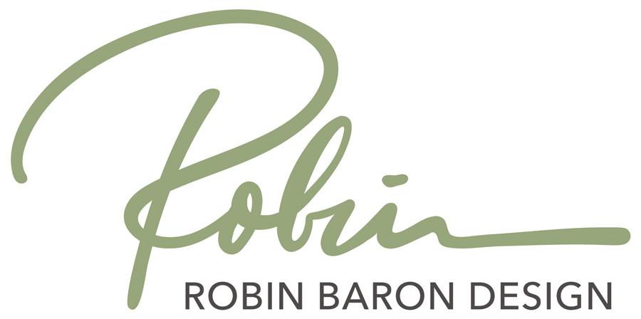 Robin Baron Design Logo