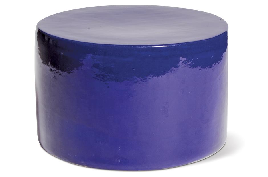 Ceramic Caroness Baby   Navy Blue