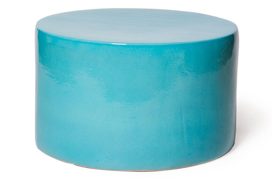 Ceramic Caroness Baby Turquoise Blue 308FT276P2TB