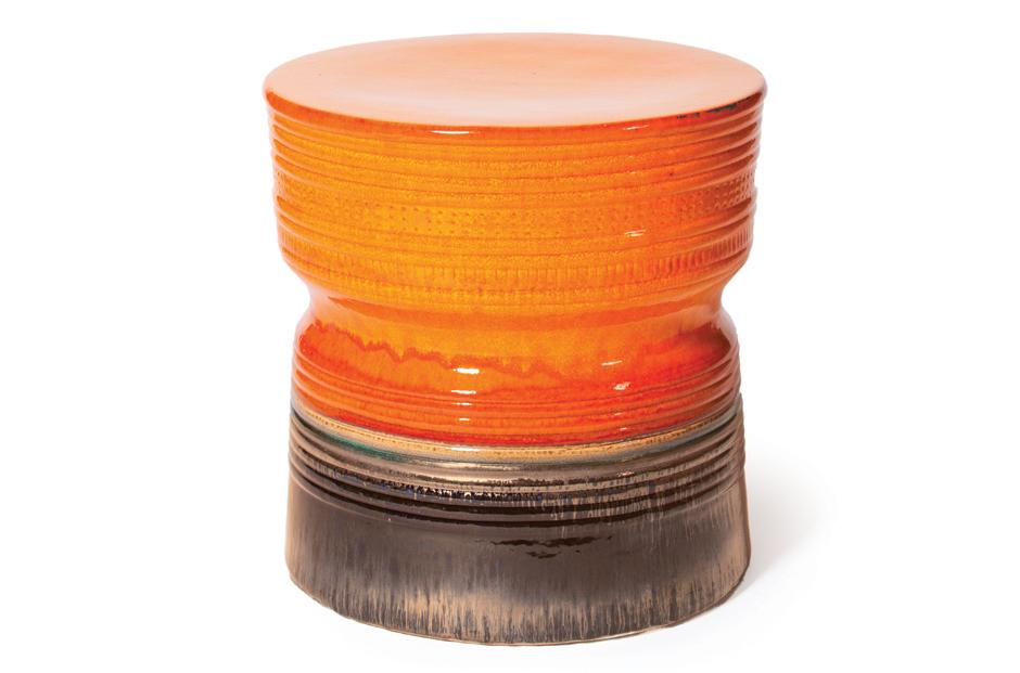 Ceramic  Ancaris  308FT342P2OM, Orange, Metallic