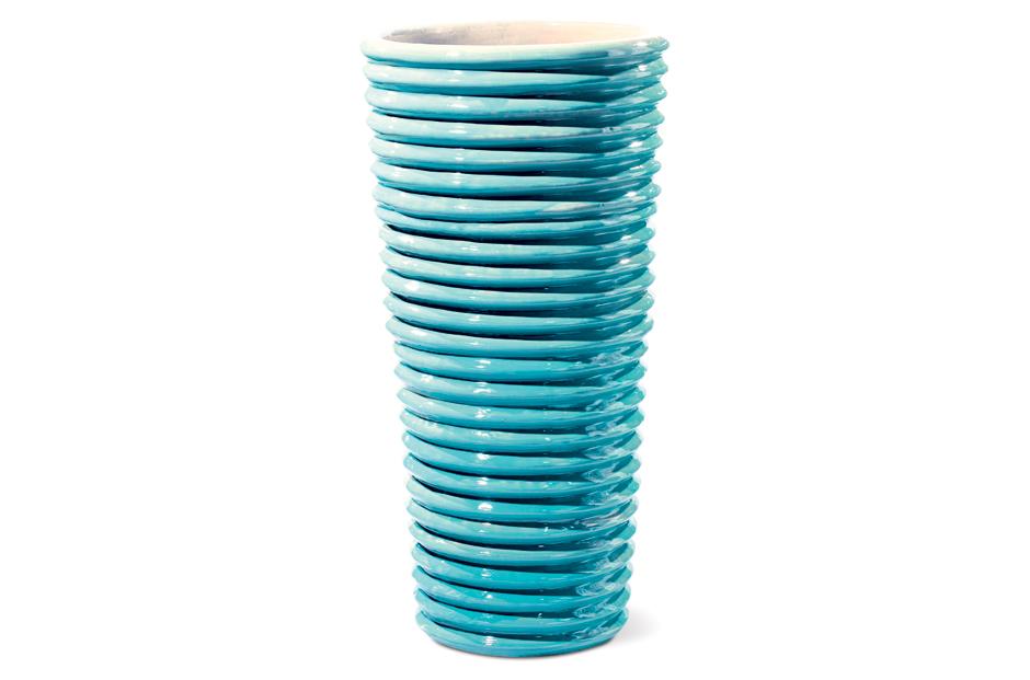 Vases  Carlotta  308GU353P2AM, Aquamarine