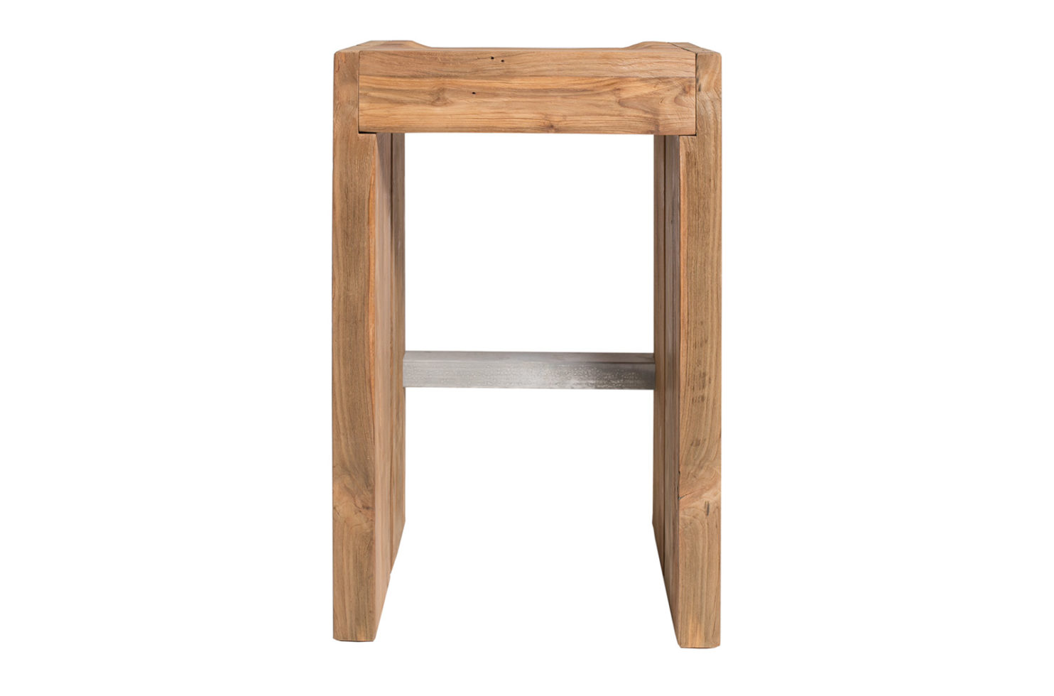 Perpetual Teak Bar Chair 501FT047P2 BACK