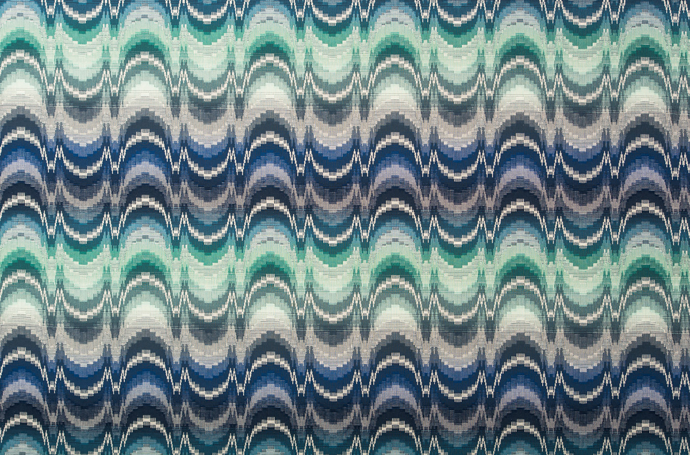 Bargello Flame Blue 10003 01