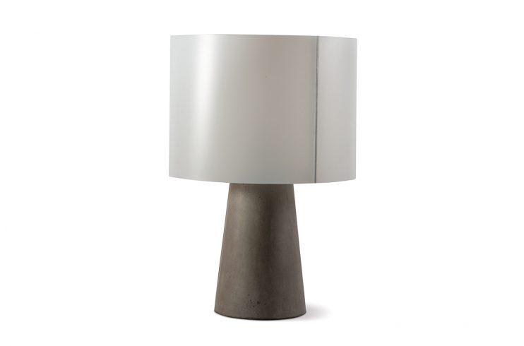Inda Concrete Table 501LT002P2GP off