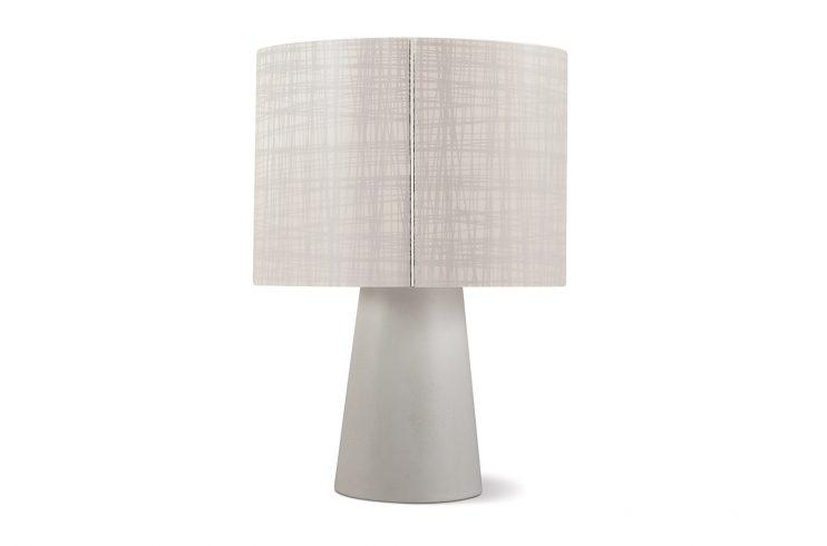 Inda Concrete Table 501LT002P2WL off