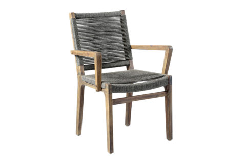 Oceans Dining Armchair 3/4 504FT032P2G
