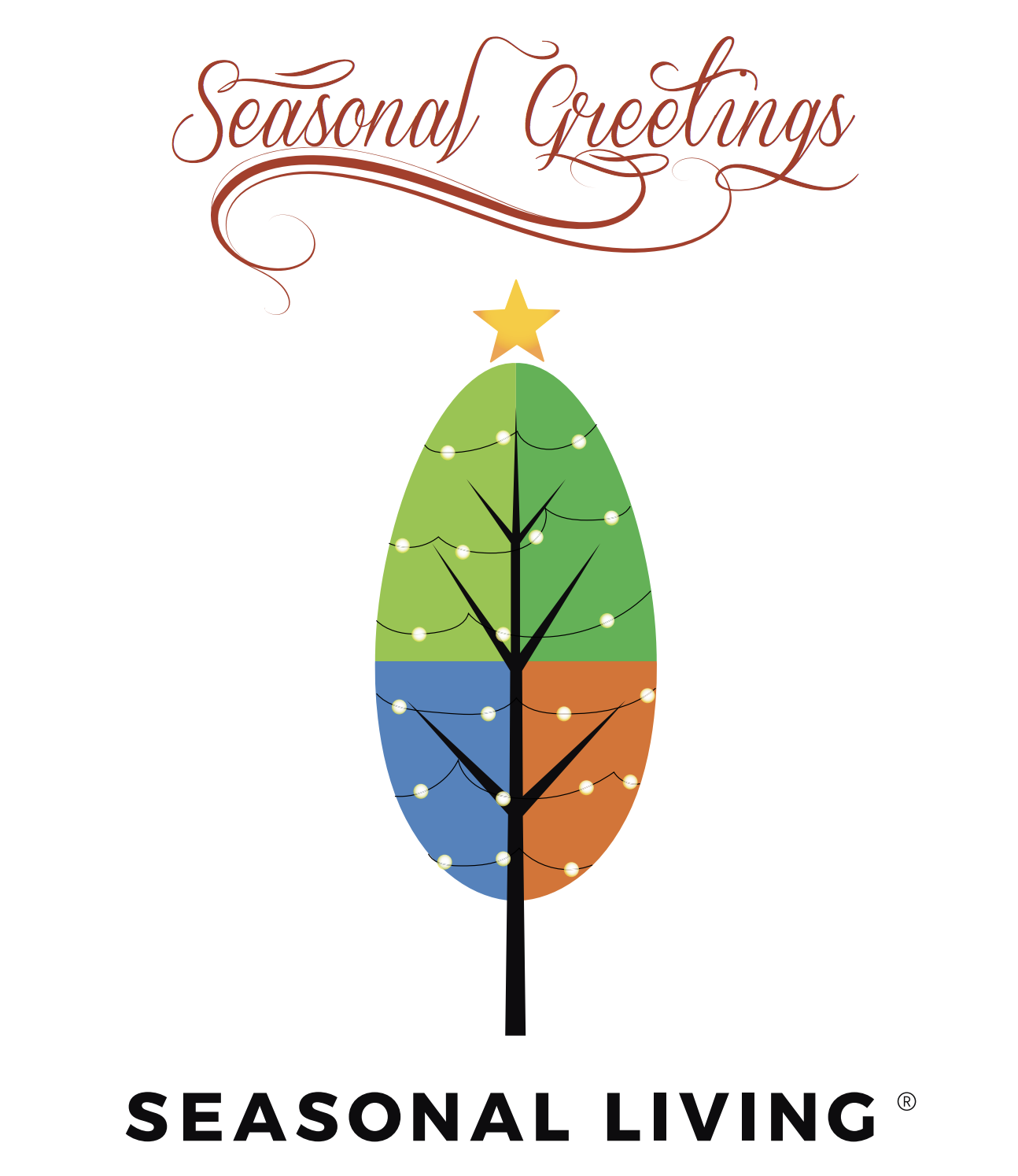Seasonal Greetings from Seasonal Living