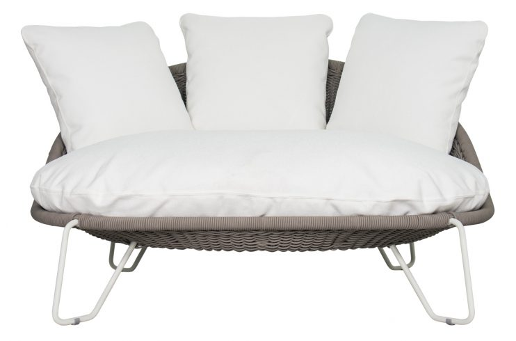 Archipelago Aegean Daybed 620FT022P2CWT 1 front