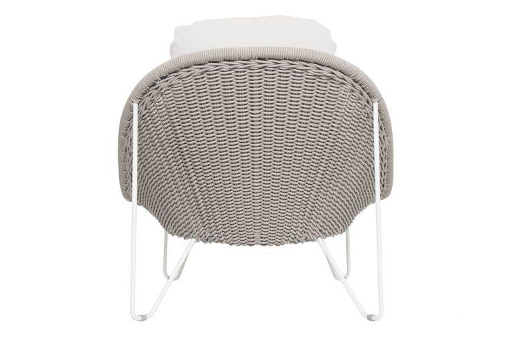 Archipelago Aegean Lounge Chair 620FT020P2CWT 1 back