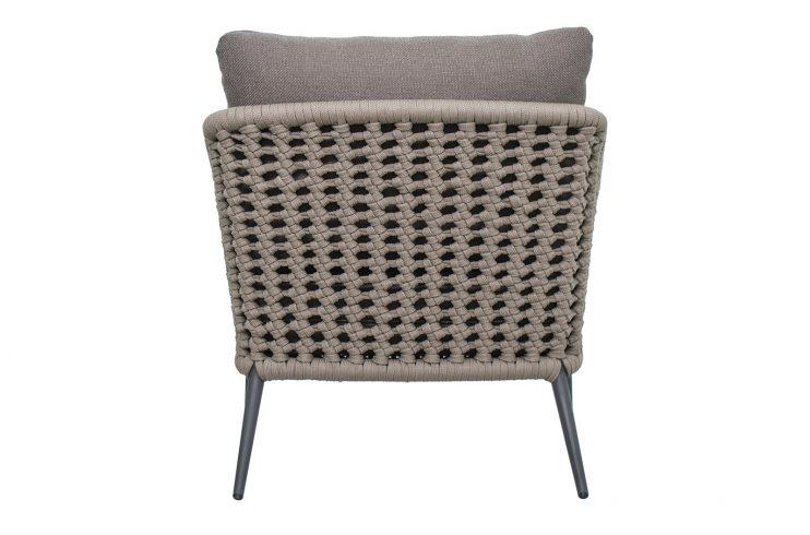 Archipelago Antilles Chair 620FT017P2DG 1 back