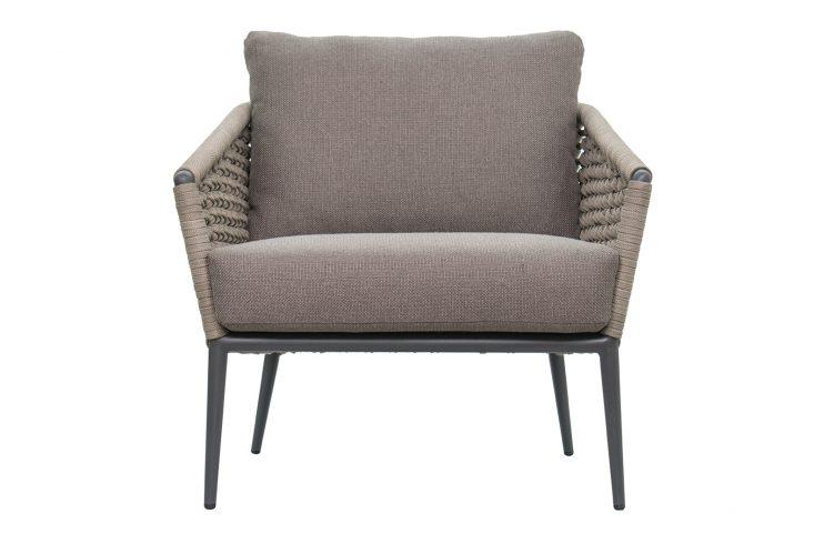Archipelago Antilles Chair 620FT017P2DG 1 front
