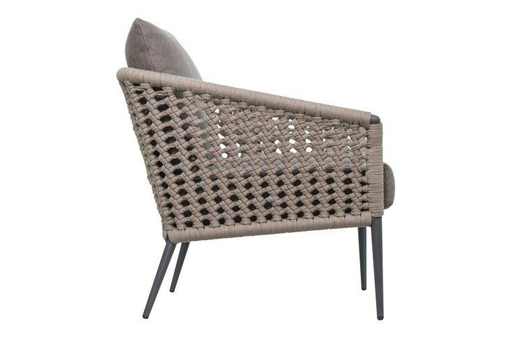 Archipelago Antilles Chair 620FT017P2DG 1 side