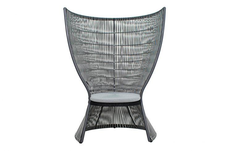 Archipelago Nicobar Chair 620FT006P2DGED 1 front