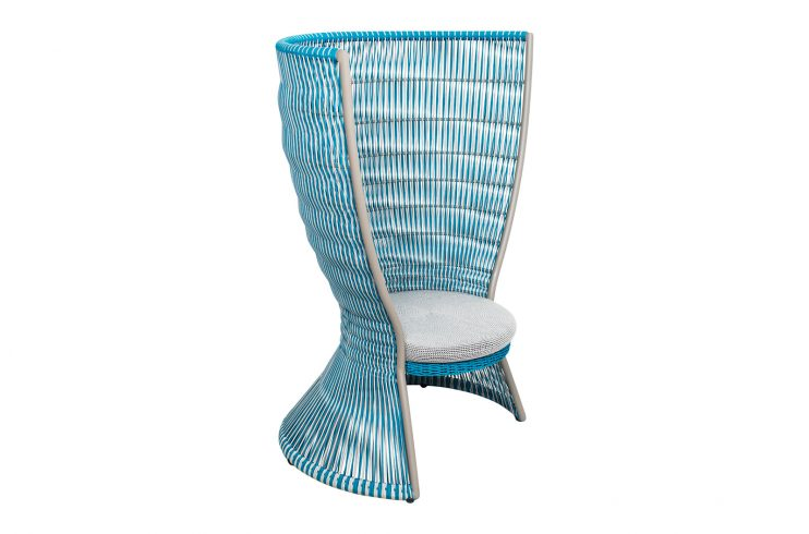 Archipelago Nicobar Chair 620FT006P2LGAD 1 3Q