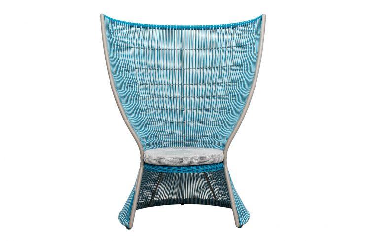 Archipelago Nicobar Chair 620FT006P2LGAD 1 front