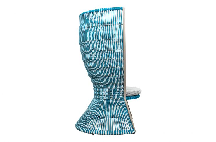 Archipelago Nicobar Chair 620FT006P2LGAD 1 side