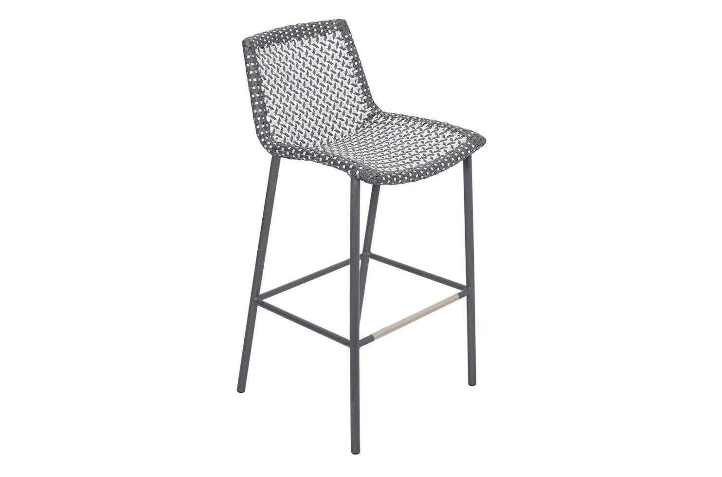 Archipelago San Blas Bar Chair 620FT051P2DG 3Q