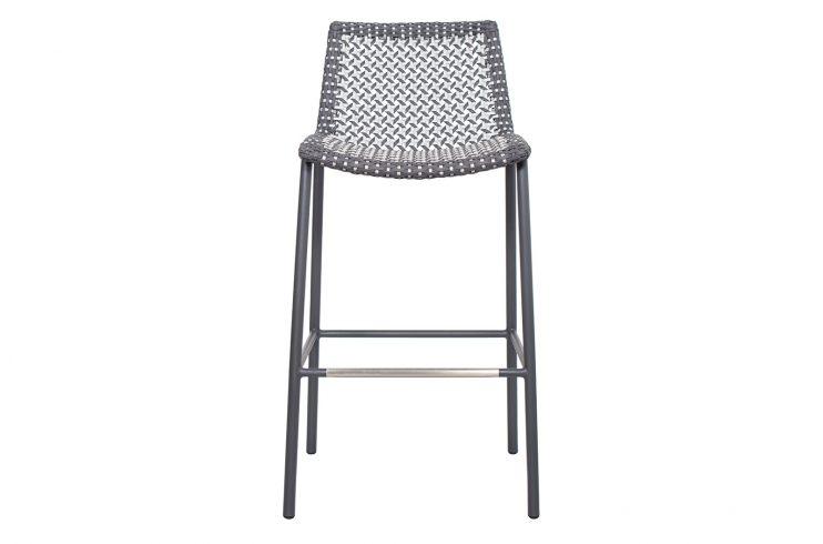 Archipelago San Blas Bar Chair 620FT051P2DG front