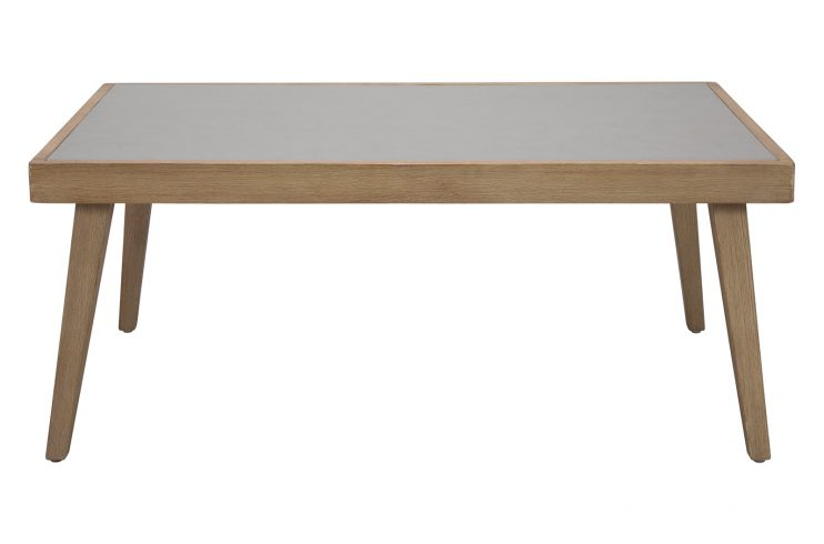 Fuego Coffee Table 504FT303P2BDW front
