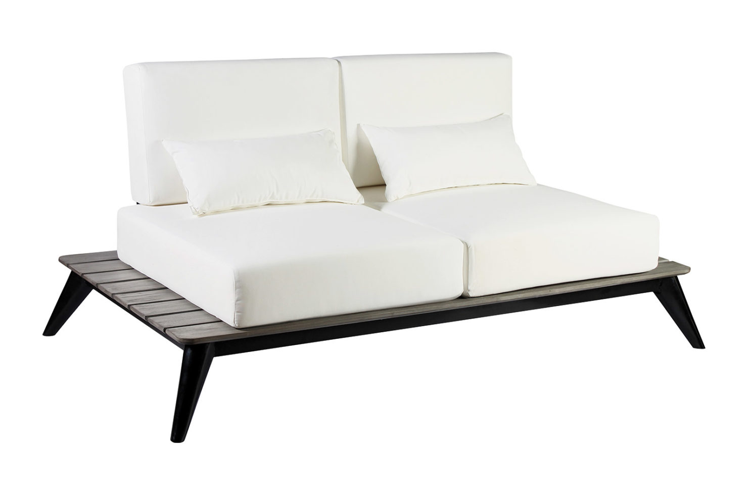 Kakaban Loveseat 3-4 Centered 270FT002P2BW
