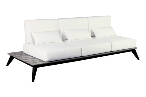Kakaban Sofa 3-4 Offset 270FT003P2BW