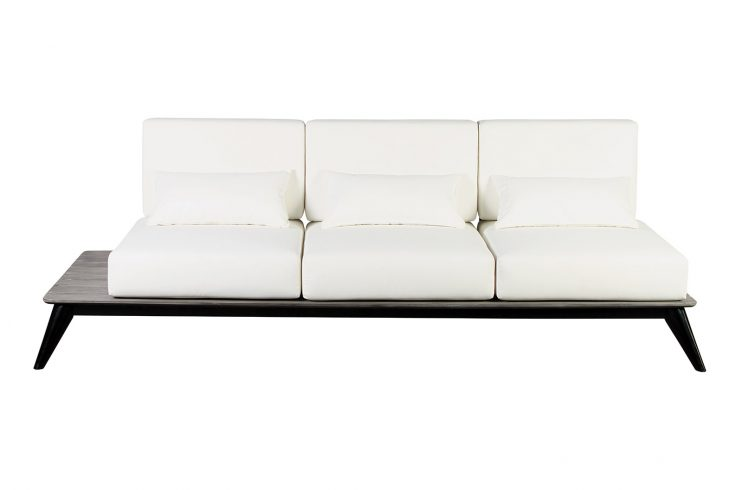 Kakaban Sofa Front Offset Right 270FT003P2BW