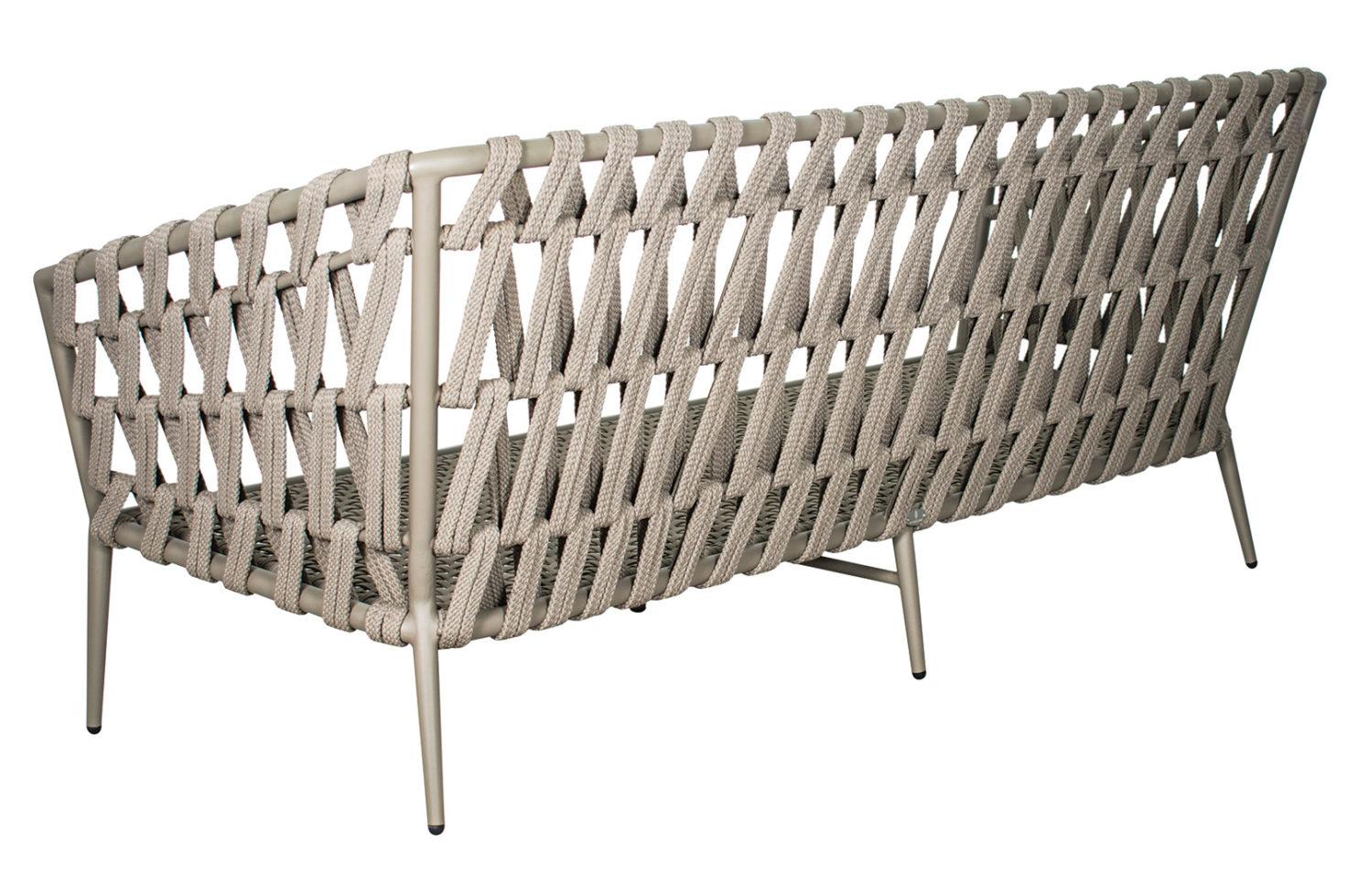 Archipelago andaman sofa 620FT066P2LGT frame 1 3Q back