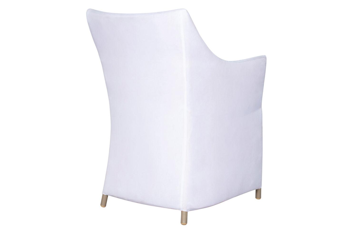 capri dining frame 620FT090P2 1 3Q back