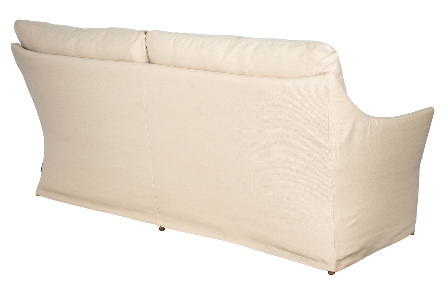 capri sofa 620FT094FC PW 1 3Q back