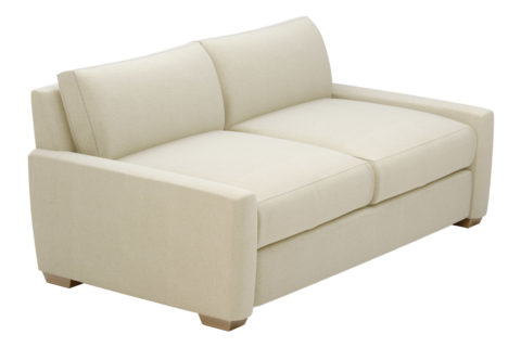 fizz imperial apartment sofa 105FT004P2 SS