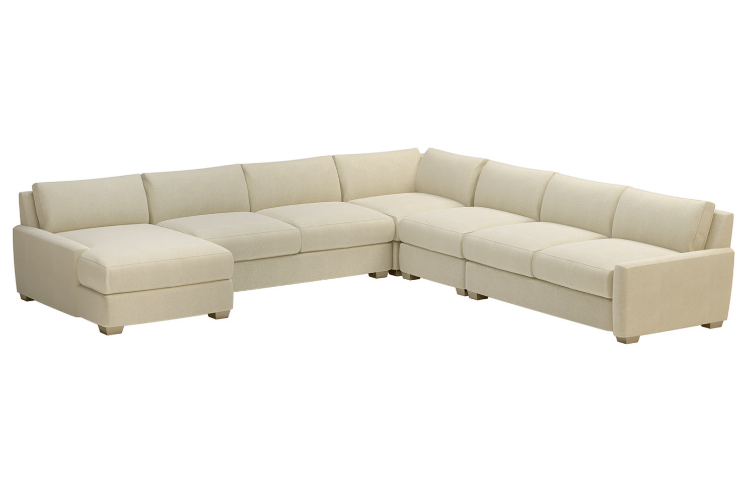 fizz imperial full left chaise 105FT004P2
