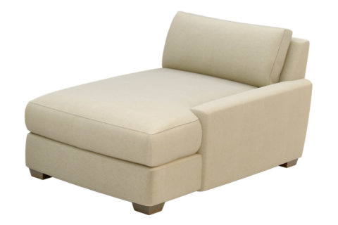 fizz imperial one arm chaise 105FT004P2 CH RAF