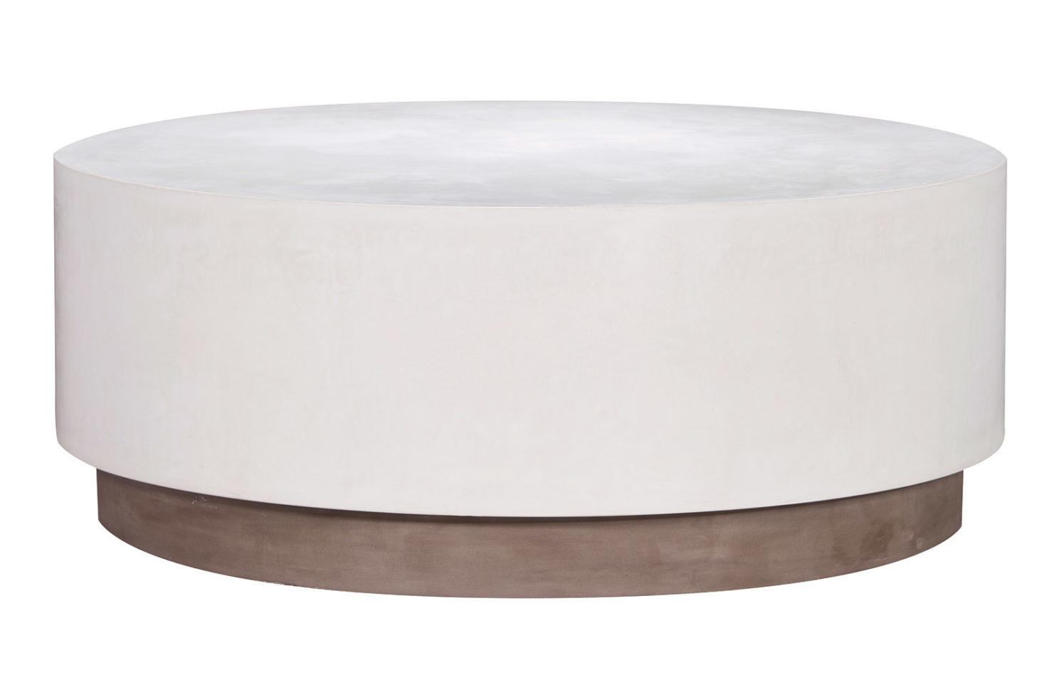 Perpetual poncho coffee table 501FT185P2WG