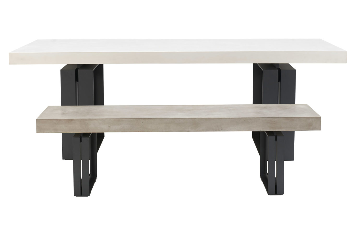 Perpetual senza 87 w bench 501FT183P2W 87 501FT183P2G front