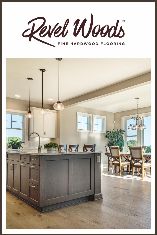Kitchen flooring from sponsor Revel Woods