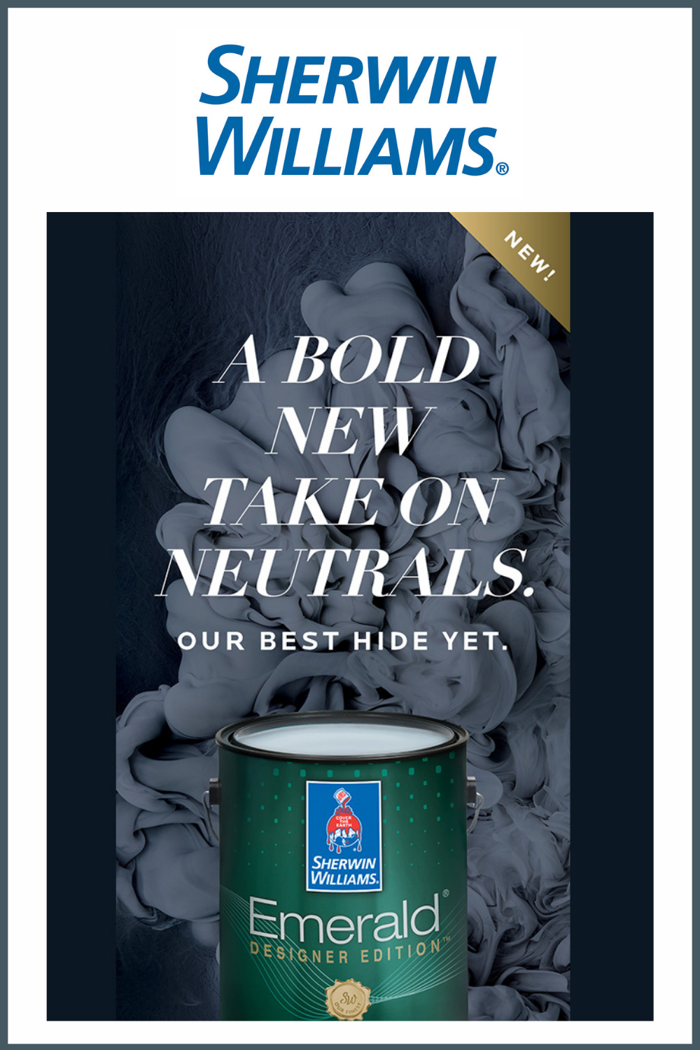 Sherwin Williams' new Emerald Collection