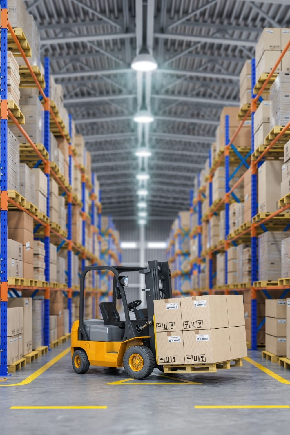 The Global Supply Chain and Furniture Logistics, Explained