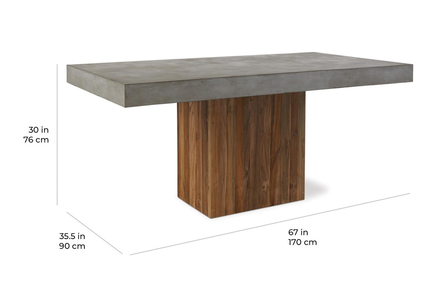 perp sparta table 501FT043P2 scale dims