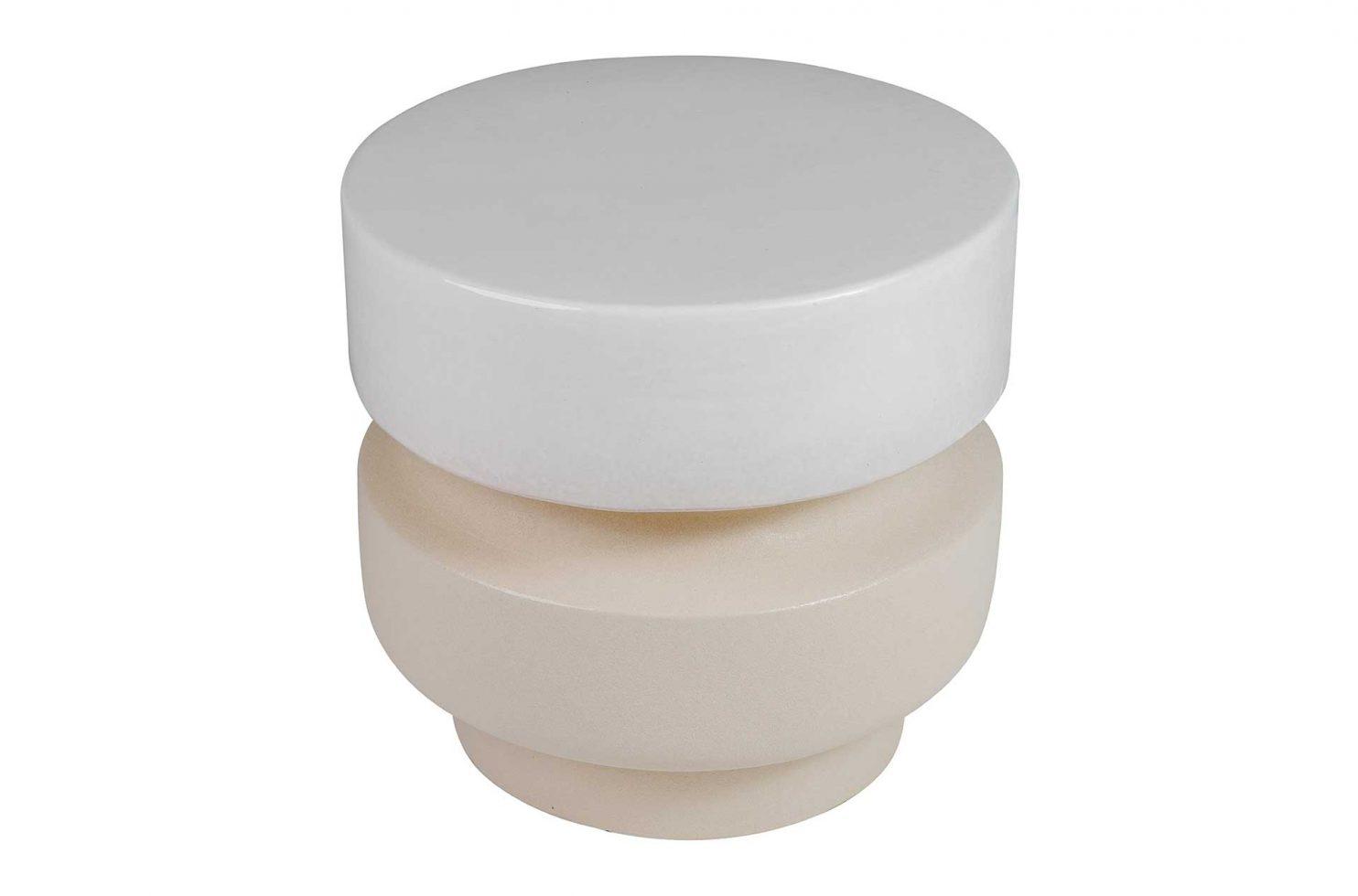 prov cer balance stool 16in C3080403435 linen sand above web