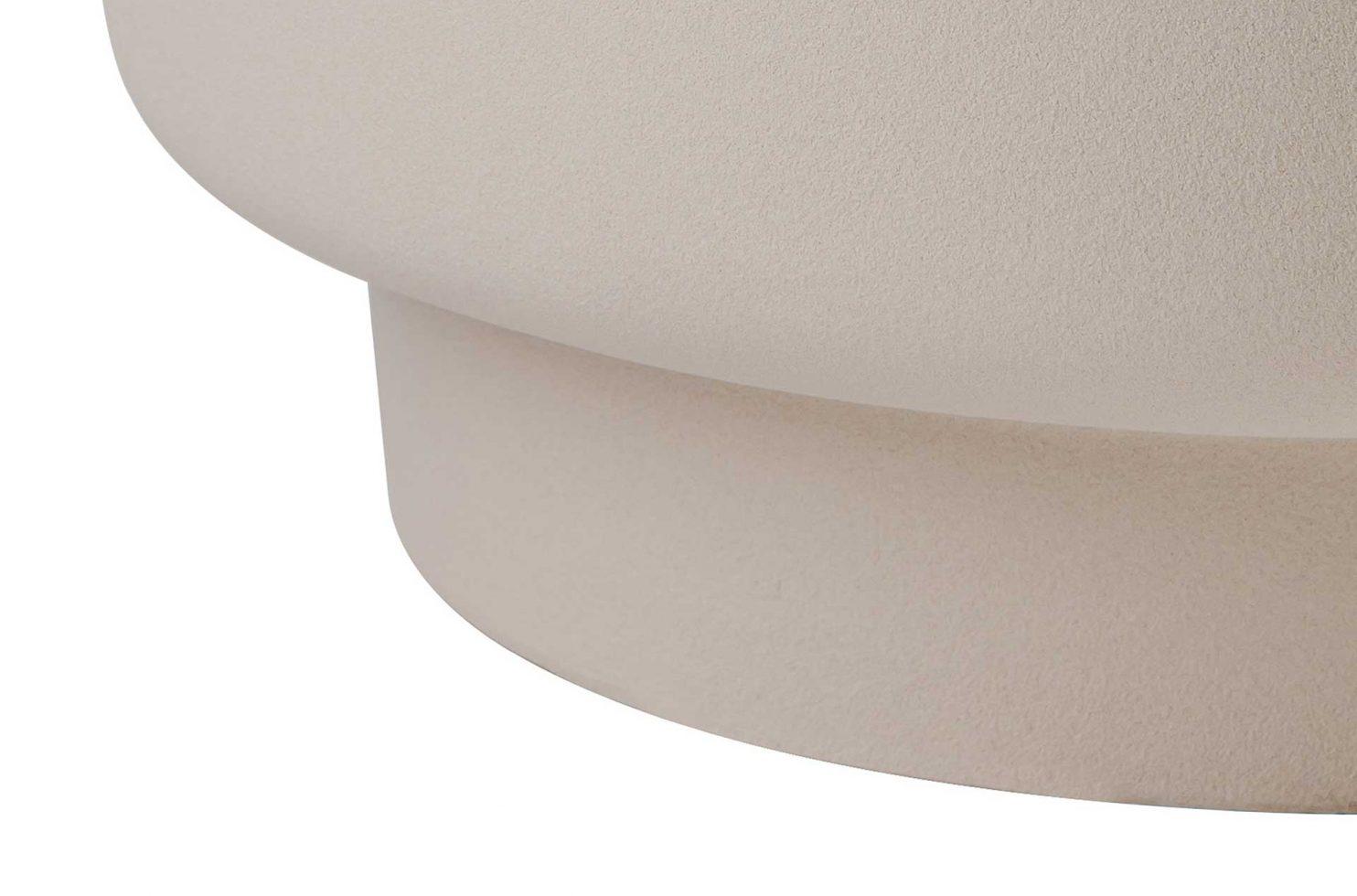 prov cer balance stool 16in C3080403435 linen sand dtl2 web
