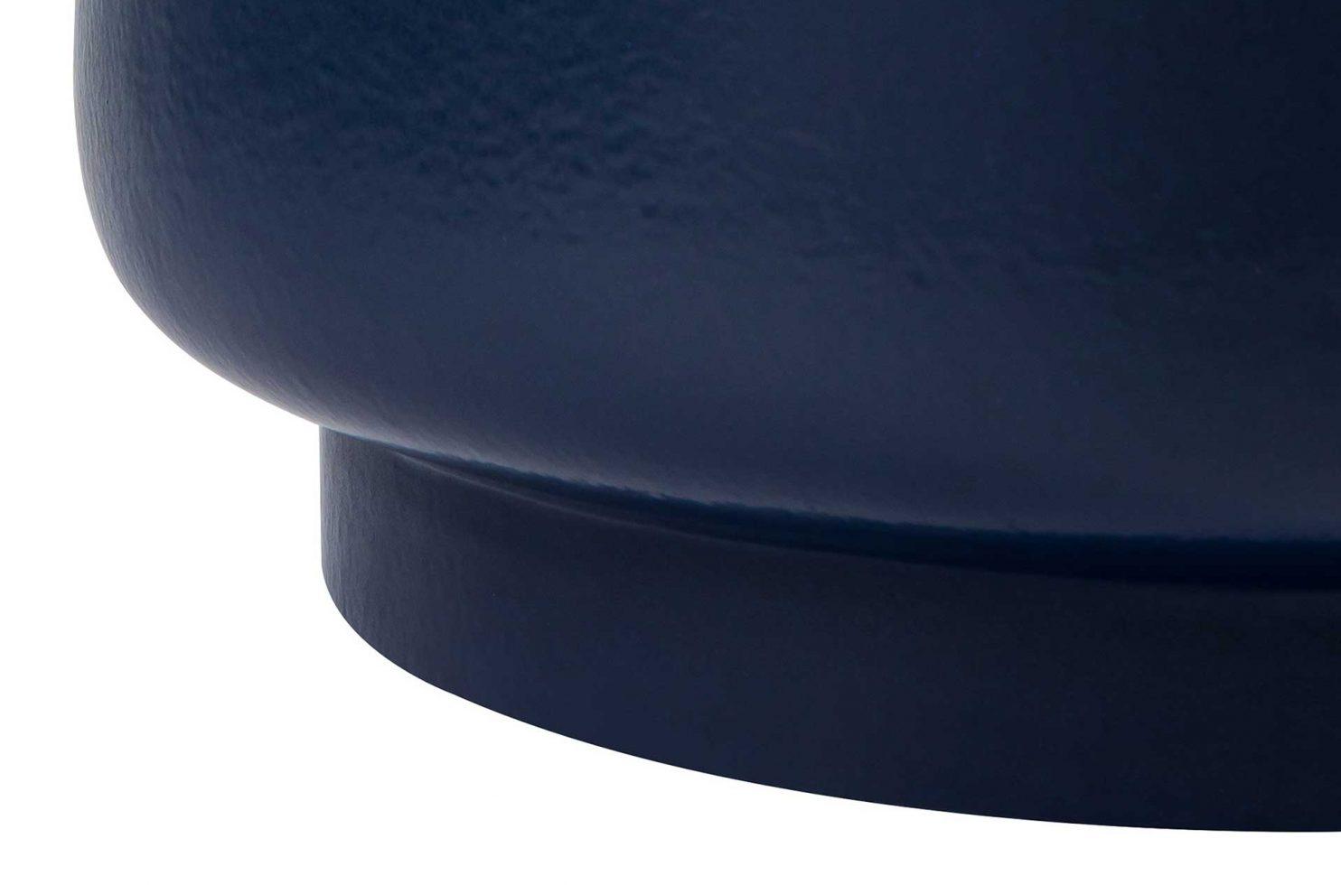 prov cer balance stool 18in C30804533 indigo dtl2 web