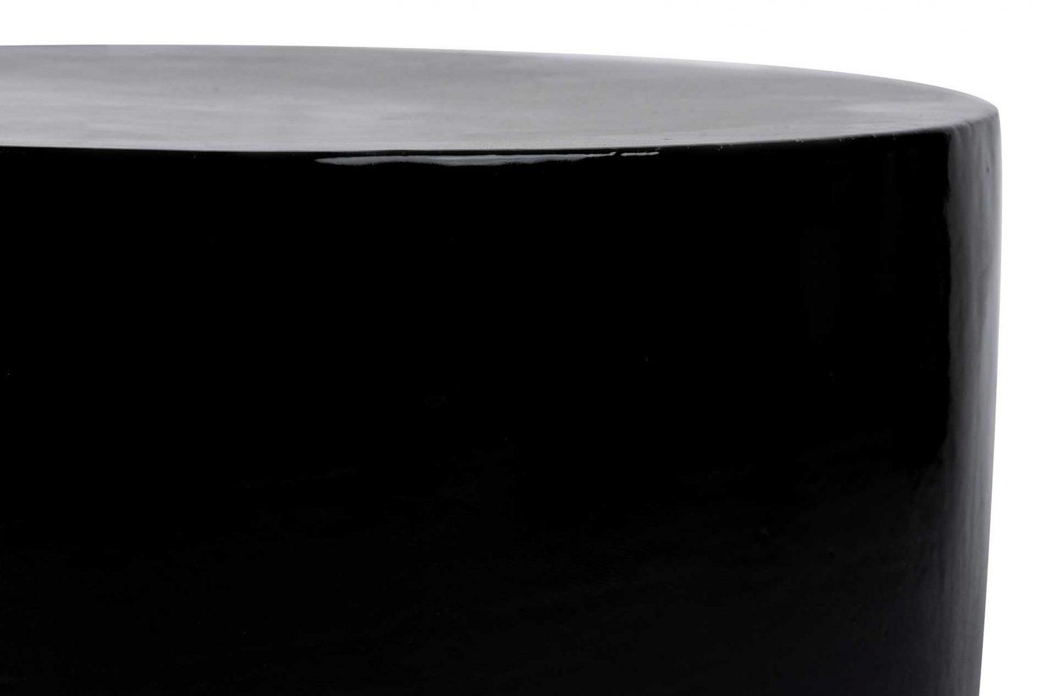 prov cer serenity side table 20in C3080152132 jet coal dtl1 web
