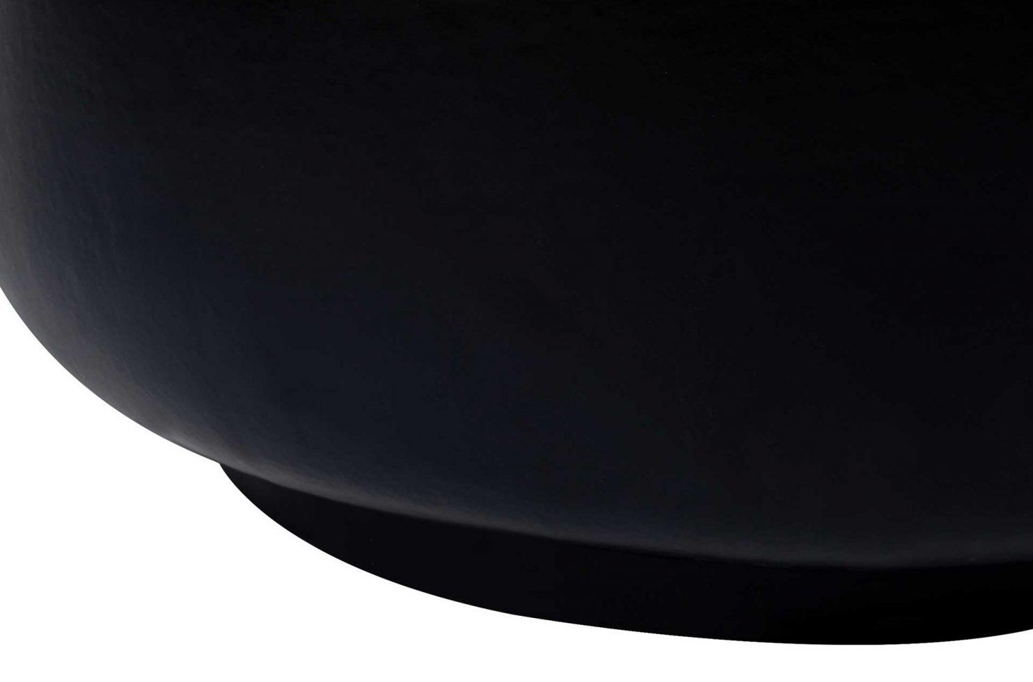prov cer serenity side table 20in C3080152132 jet coal dtl2 web