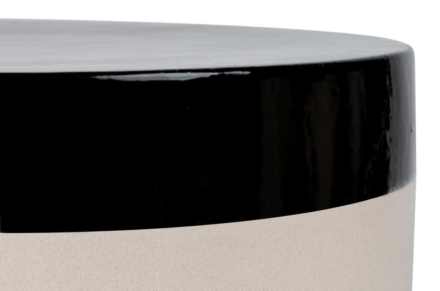 prov cer serenity side table 20in C3080152135 jet sand dtl1 web