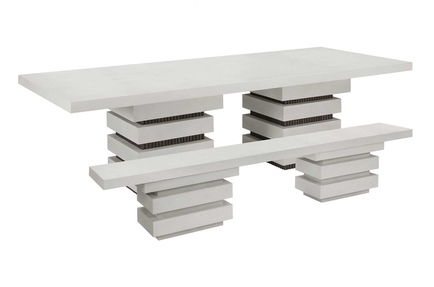 prov frp meditation group bench rectangle energy table S1568100215 S1567134712 1 3Q front above web