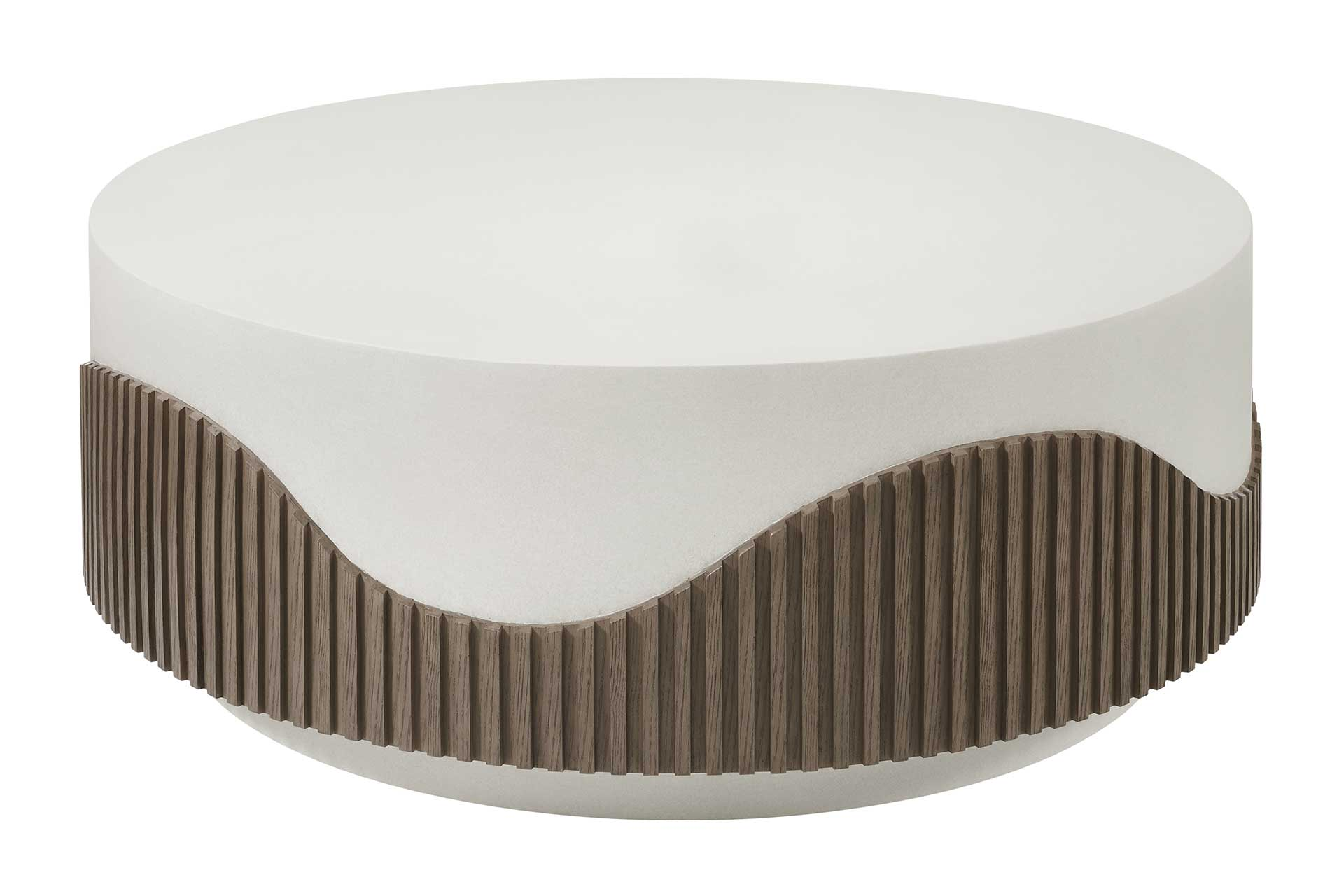 Provenance Tranquility Round Coffee Table