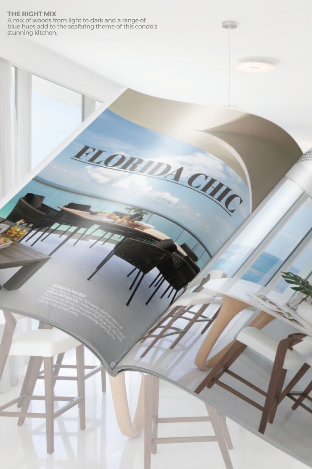 DKOR Interiors featured in the Summer 2021 edition of Seasonal Living Magazine