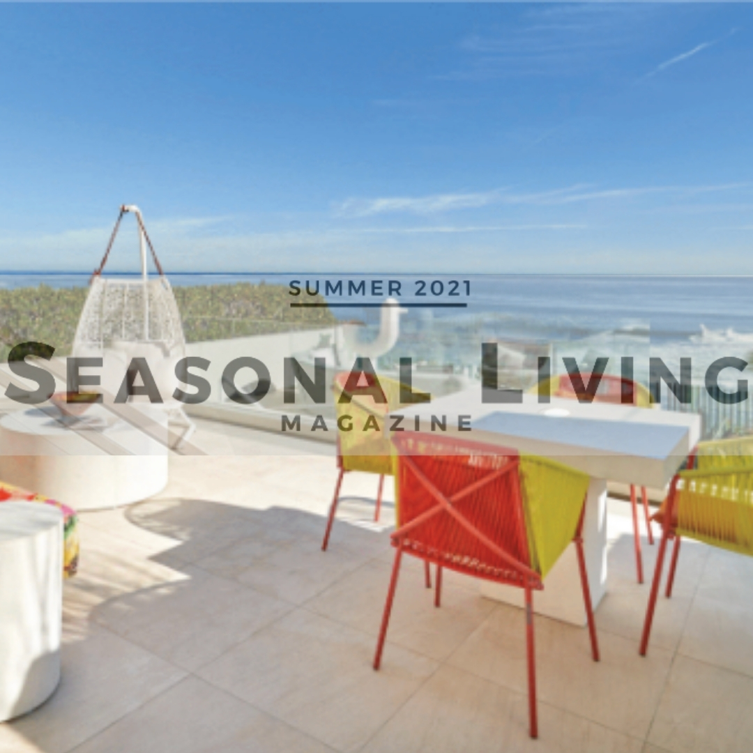 Summer 2021 Edition of Seasonal Living Magazine